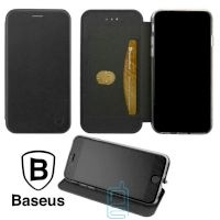Чехол-книжка Baseus Premium Edge Apple iPhone 7 Plus, 8 Plus черный