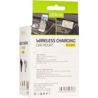 Холдер Optima OP-CH10W (Wireless Charger) Black
