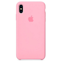 Чехол HC Silicone Case для Apple iPhone X/XS Rose Pink