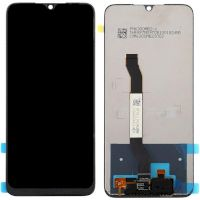 LCD Xiaomi Redmi Note 8t + touch Black Original