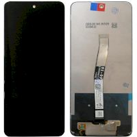 LCD Xiaomi Redmi Note 9s/9 Pro + touch Black (OEM)