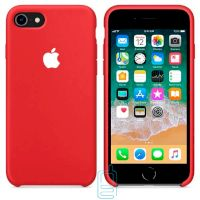 Чехол Silicone Case Apple iPhone 6, 6S красный 31