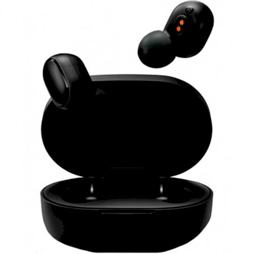 Xiaomi (OR) Stereo Bluetooth Headset Redmi AirDots 2 Black (TWSEJ06LS/BHR4196CN)(China)(Стерео блутуз гарнитура)