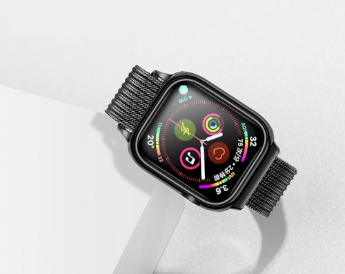 Ремешок Usams US-ZB068 Magnetic Loop для Apple Watch Series 1/2/3/4 (42/44mm) Black
